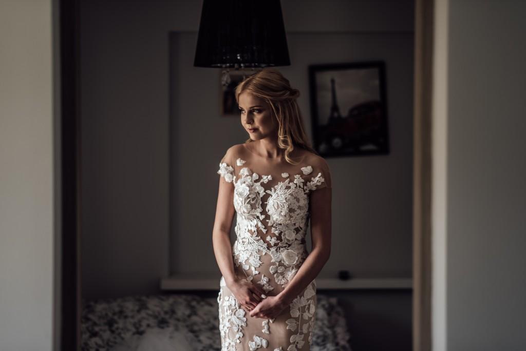 suknia slubna krakow
